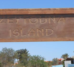 Eingang zur Zeytouna Beach