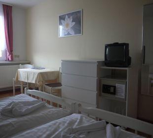 Zimmer7 Stern Hotel Leipzig