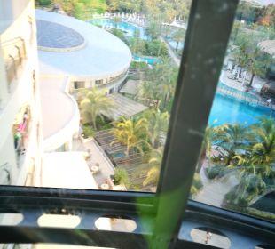 Ausblick Hotel Royal Wings