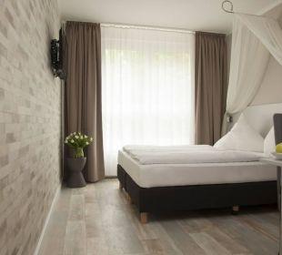 Doppelzimmer Hotel Pension Garni Kiez