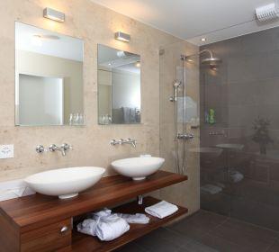 Badezimmer Belvédère Strandhotel