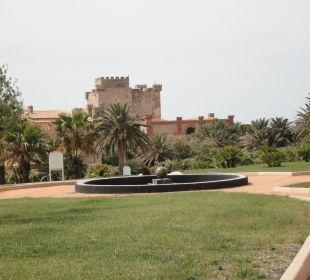 Blick aufs Castell