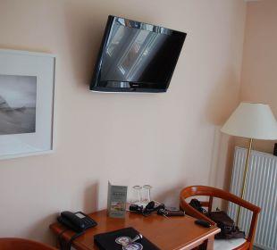 Sitzecke Hotel Pension Bellevue