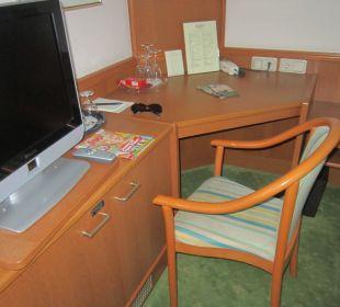 Schreibtisch Hotel Ambiente (Hotelbetrieb eingestellt)