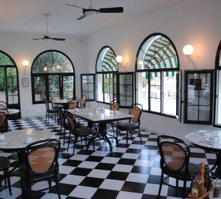 Restaurant innen Hotel Poseidon Bahia