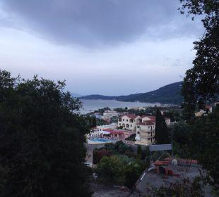 Blick auf das Hotel Hotel Corfu Pelagos
