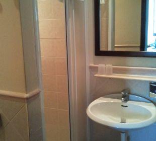 Badezimmer Superiore mit Dusche Hotel & Wine Resort Villa Dievole