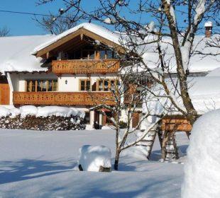 Das ist ein Winterparadies! Ferienhof Streidl
