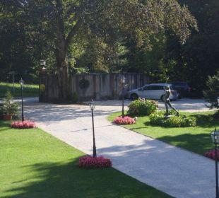Romantik und Schönheit.. Hotel Schloss Mönchstein
