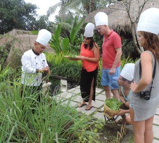 Cooking class Hotel Nandini Bali Jungle Resort & Spa