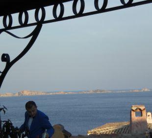 Auch hier ein tolles Panorama Colonna Resort
