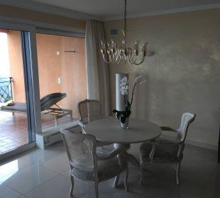 Essbereich Villa Orselina Boutique Hotel