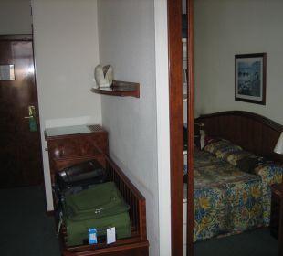 Flur VIK Hotel San Antonio
