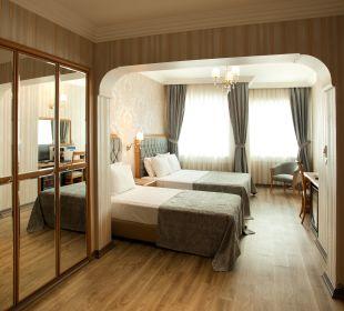 Twin room Hotel Grand Anka