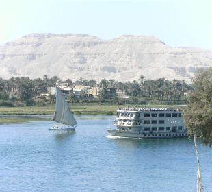 Mein schönster Ausblick Achti Resort Luxor