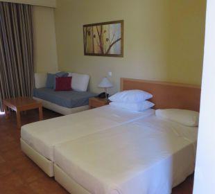 Blick ins Zimmer Hotel Horizon Beach Resort