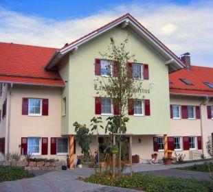 Neubau für Gäste - Landhaus Hubertus Hotel Landgasthof Hubertus