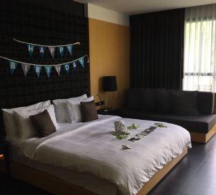 Zimmer Hotel Chong Fah Beach Resort