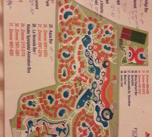 Plan Jungle Aqua Park