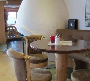 Sitzgruppe/ Barbereich Hotel Post