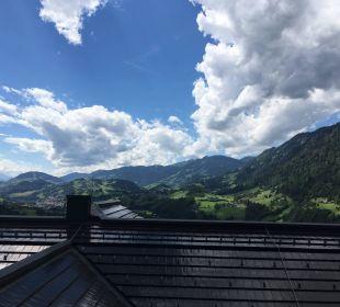 Nur ein Teil des Panoramas Aktivhotel Alpendorf