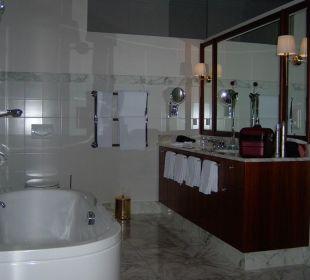 Schloss Mönchstein, Suite - Badezimmer Hotel Schloss Mönchstein