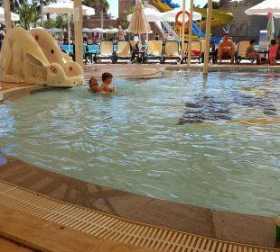 Überdachter babypool  Belek Beach Resort Hotel