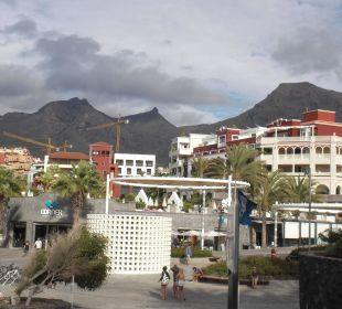 Sicht zum Hotel von der Promenade aus Gran Tacande Wellness & Relax Costa Adeje