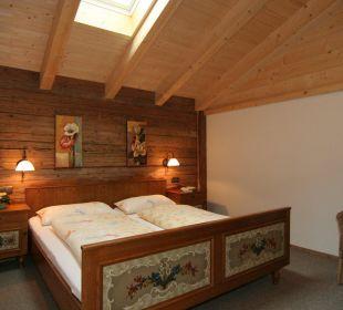 Schlafzimmer in Ferienwohnung Pension Auf'm Feggenlehen