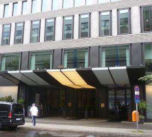 Außenansicht Hotel Sofitel Berlin Kurfürstendamm