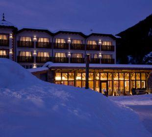 Bella Vista Abendstimmung Hotel Bella Vista