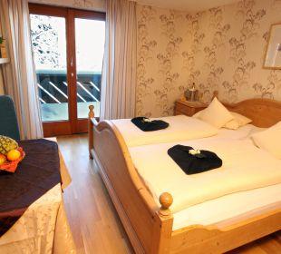 """Doppelzimmer """"Maßliebchen"""" Naturgesund Haus Viktoria"""