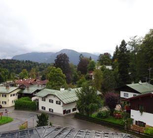 Ausblick Treff Alpenhotel Kronprinz