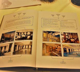 Gästebuch vom Mondi Bellevue MONDI-HOLIDAY First-Class Aparthotel Bellevue