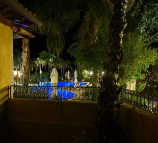 Ausblick von der Terrasse Hotel Cruccuris Resort
