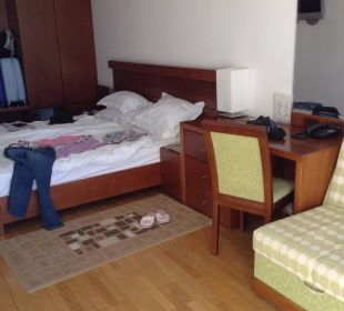 Zimmer 207 Hotel Queen of Montenegro