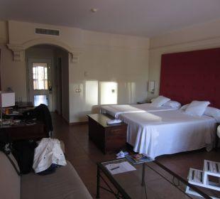 Deluxe Zimmer mit Whirlpool Hotel Barceló Corralejo Bay