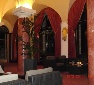 Lobby Hotel Terrace