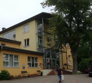 Außenansicht Familotel Family Club Harz