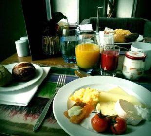 Petit dejeuner au club lounge Hotel Sofitel Berlin Kurfürstendamm