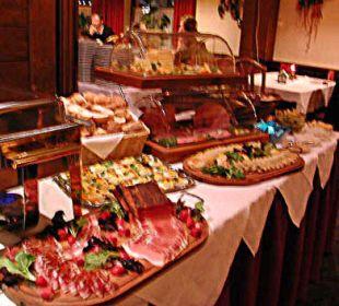 Restaurant/Buffet Erlebnishotel Tiroler Adler