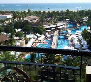Ausblick Hotel Royal Dragon