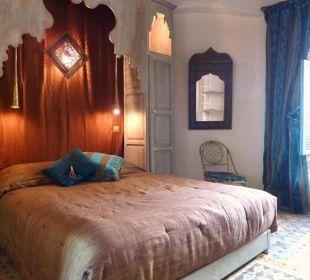 Chambre du logement du deuxième étage Appartement Charme Essaouira