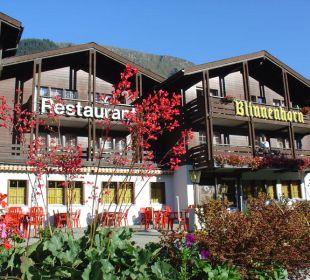 Hotel Blinnenhorn im Winter Hotel Blinnenhorn