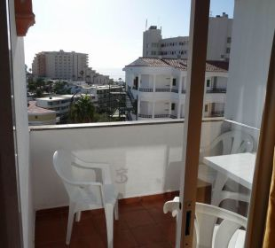 Balkon Hotel Dorotea