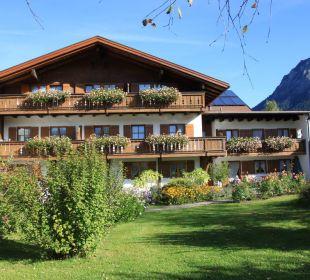 Unser Gästehaus Thannheimer Ferienwohnungen Thannheimer