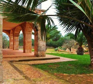 Garten Finca Es Pinaretta