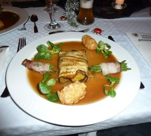 Abendessen Landhotel Rappenhof