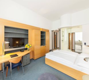 Doppelzimmer Novum Select Hotel Berlin Ostbahnhof