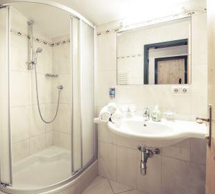 Badezimmer Sporthotel Brugger
